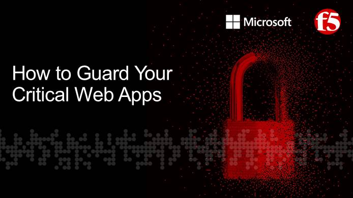 Webinar | Guard Your Critical Apps in Azure