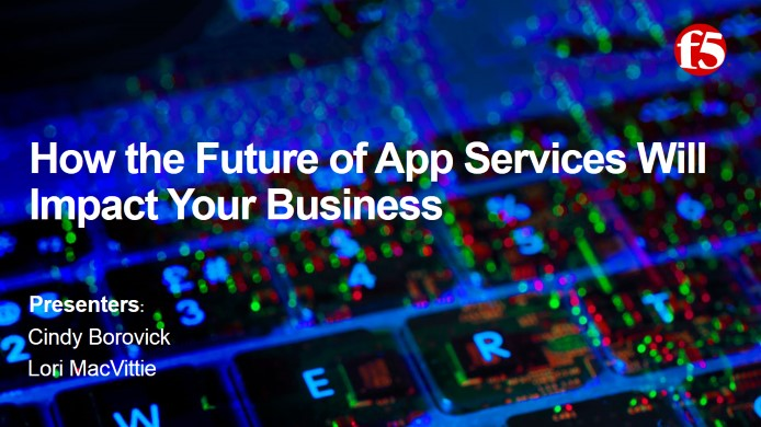 How the future of application services will impact your business