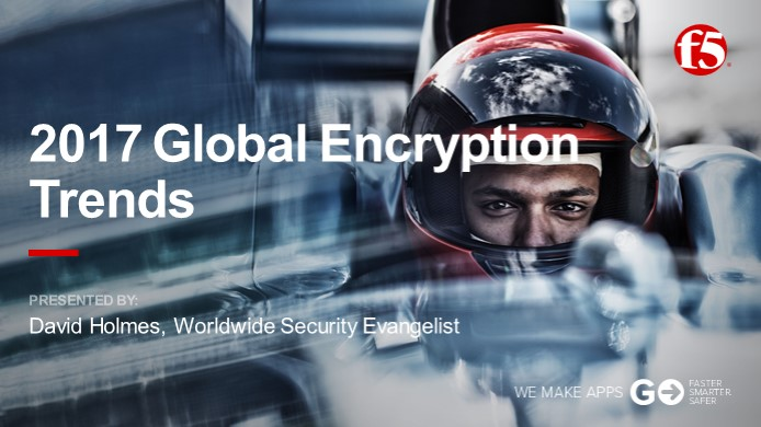 Global Encryption Trends