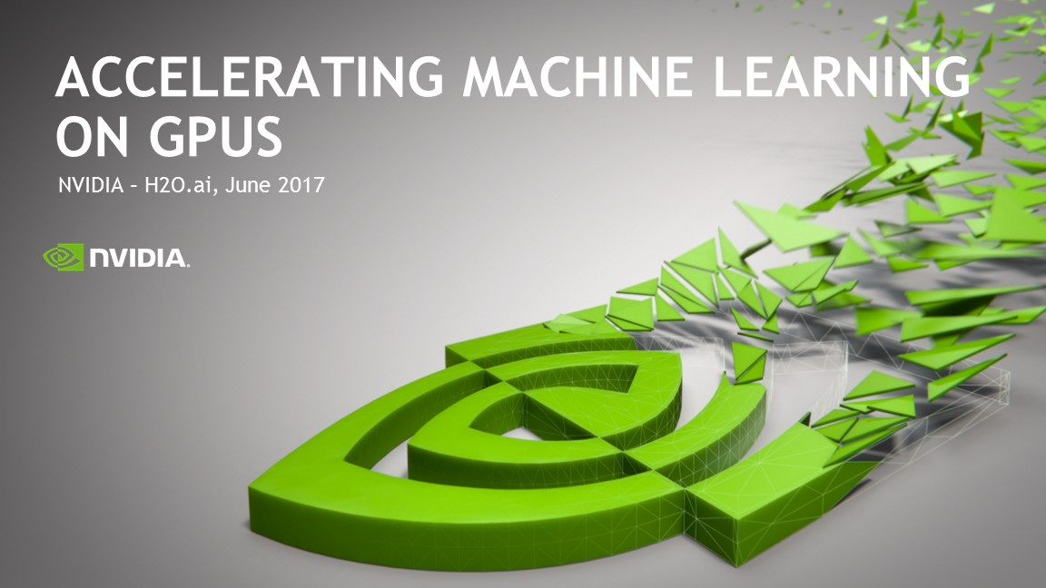 Accelerating Machine Learning on GPUs