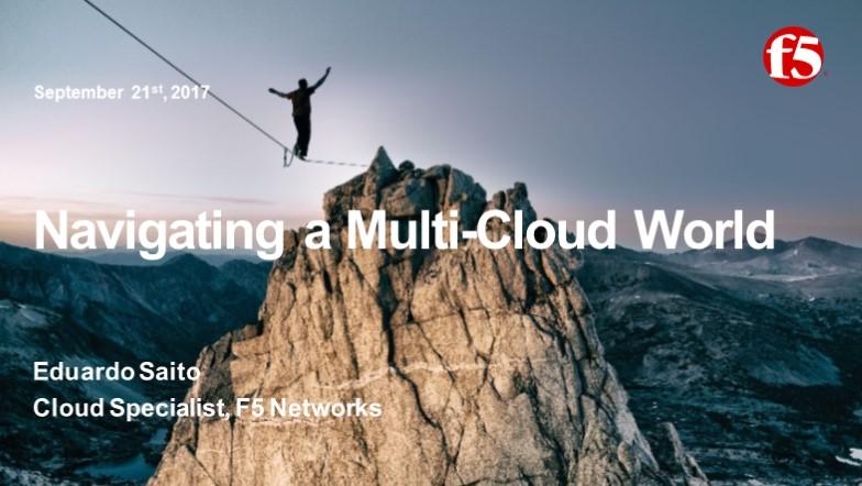Webinar | Navegando em um Mundo Multi-Cloud
