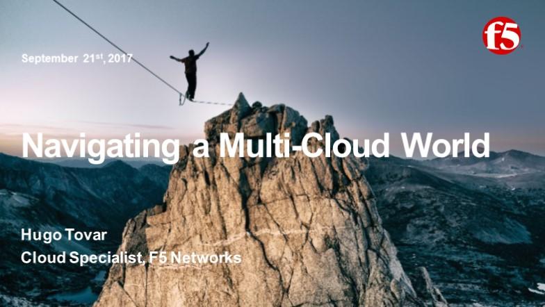 Webinar | Navegando por un Mundo Multi-Cloud