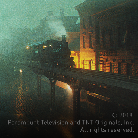 Elastic Uses GPU Rendering with Octane for The Alienist Title Sequence