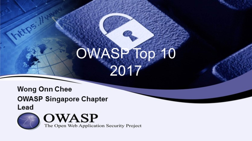 F5 Webinar: Don't Get Stung by the OWASP Top 10: Getting the Most from Advanced WAF