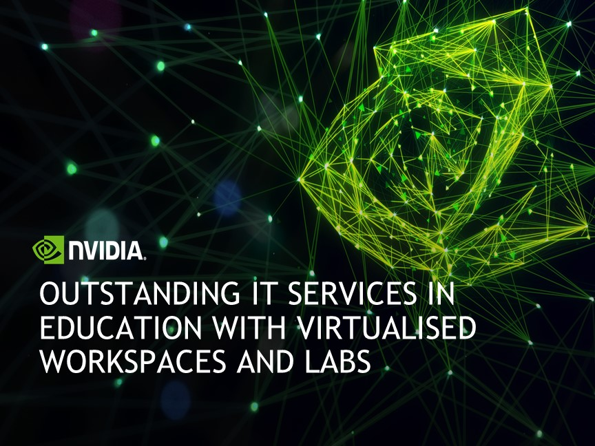 Outstanding IT Services in Education with Virtualised Workspaces and Labs