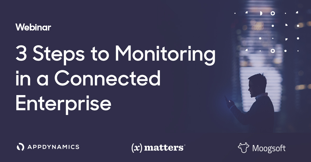 3 Steps to Monitoring in a Connected Enterprise