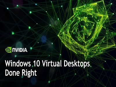 Windows 10 Virtual Desktops Done Right