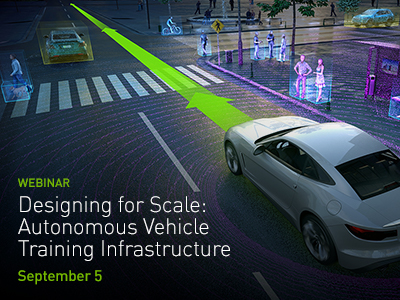 Designing for Scale: Autonomous Vehicle Training Infrastructure