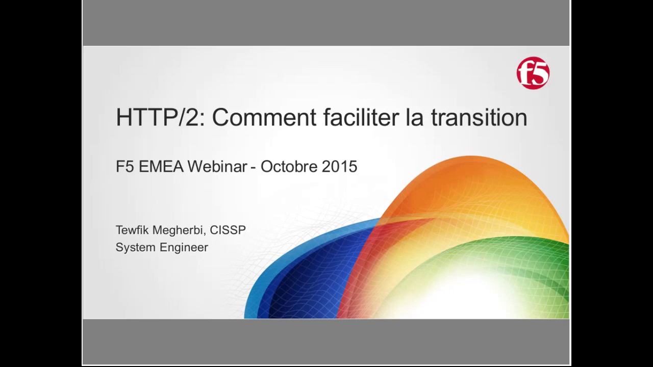 EMEA Webinar October 2015 - French