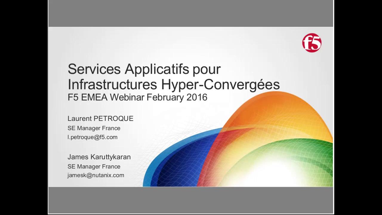 EMEA Webinar February 2016 - French