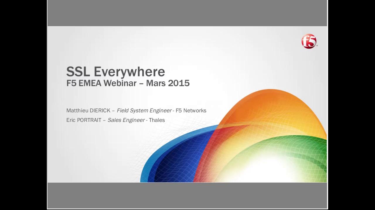 EMEA Webinar March 2015 - French