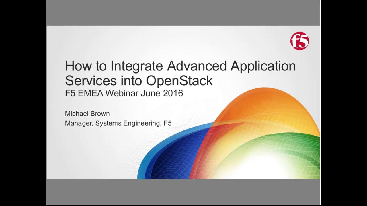 EMEA Webinar June 2016 - English