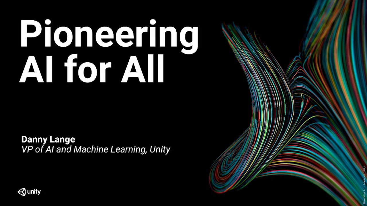 Pioneering AI for All - 50 Minutes